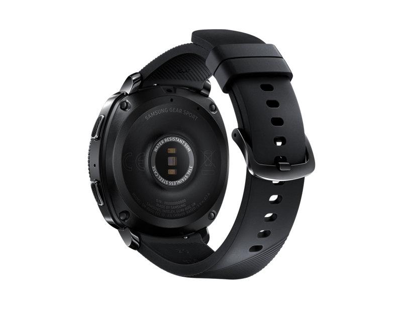... SAMSUNG SM-R600 GEAR SPORT BLACK ... 2f436e261a