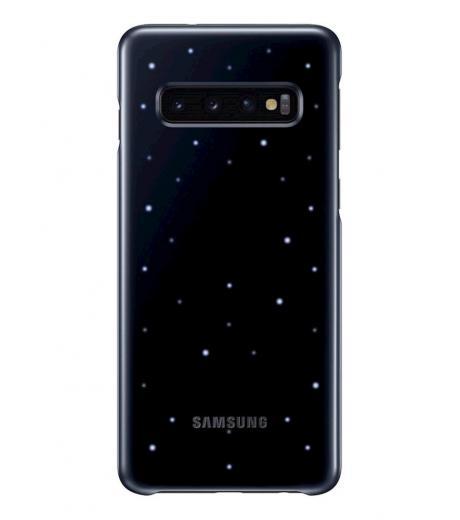 SAMSUNG EF-KG975CBEGWW LED COVER BLACK