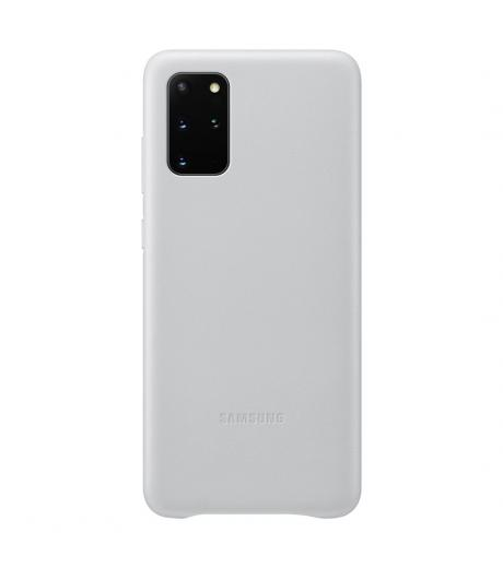 SAMSUNG EF-VG985LSEGEU LEATHER COVER SILVER