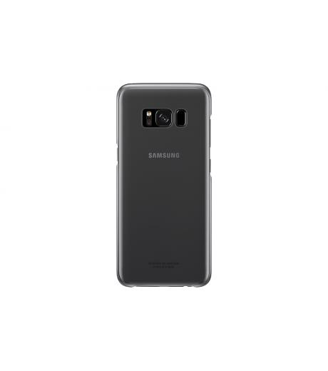 SAMSUNG EF-QG955CBEGWW CLEAR COVER BLACK