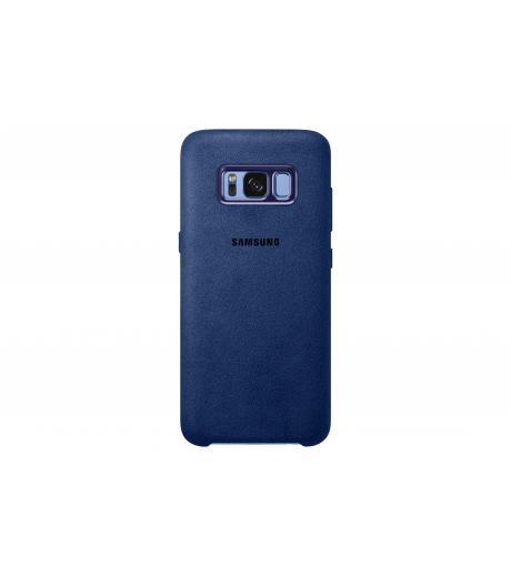 SAMSUNG EF-XG950ALEGWW ALCANTARA COVER BLUE