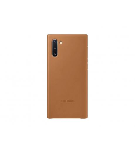 SAMSUNG EF-VN970LAEGWW , LEATHER COVER BROWN NOTE 10