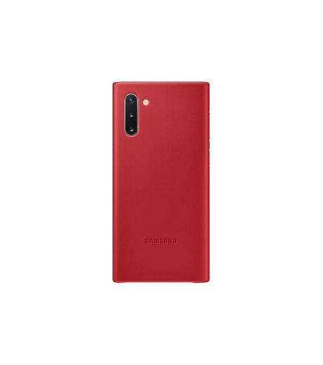 SAMSUNG EF-VN970LREGWW , LEATHER COVER RED NOTE 10