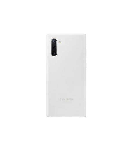 SAMSUNG EF-VN970LWEGWW , LEATHER COVER WHITE NOTE 10