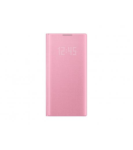 SAMSUNG EF-NN970PPEGWW , LED VIEW COVER PINK NOTE 10