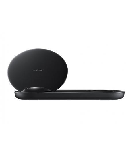 SAMSUNG EP-N6100TBEGWW DUAL WIRELESS CHARGER BLACK