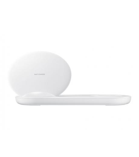 SAMSUNG EP-N6100TWEGWW DUAL WIRELESS CHARGER WHITE