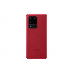 SAMSUNG EF-VG988LREGEU LEATHER COVER RED