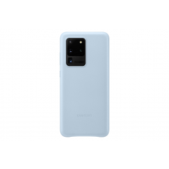 SAMSUNG EF-VG988LLEGEU LEATHER COVER BLUE